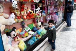 Esperan un aumento del 10% en las ventas de juguetes por el d�a del ni�o