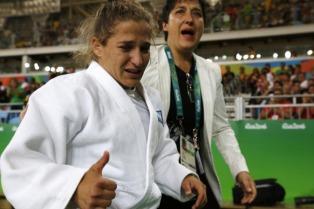 Pareto perdió en semifinales y se bajó de la lucha por el bronce