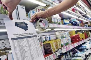 Extienden Precios Cuidados hasta mayo con 566 productos en 2.500 puntos de venta minoristas