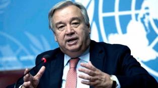 La ONU afirmó que busca alcanzar la paridad de género en diez años