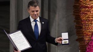 """Juan Manuel Santos: """"La paz parecía un sueño imposible"""""""