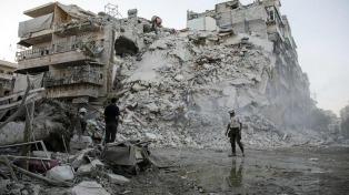 Tras seis años de guerra, buscan una salida al conflicto