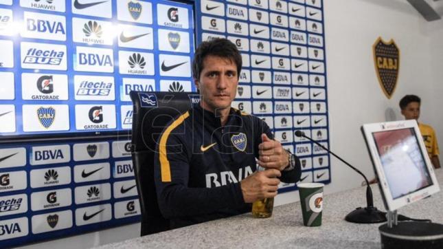Guillermo ya tiene los once que intentarán mantener la punta ante Vélez