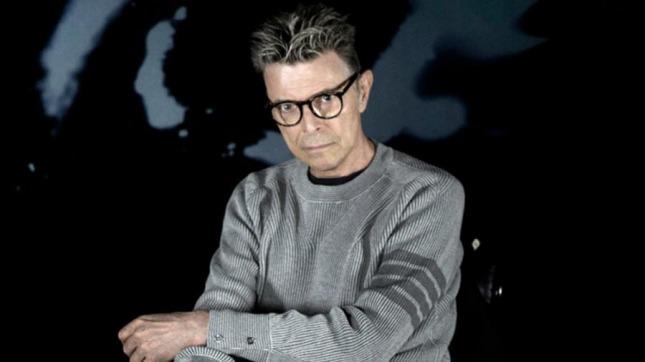 David Bowie en los sellos postales del Reino Unido