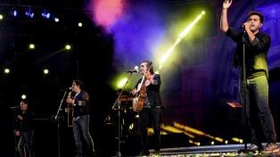 El Chaqueño Palavecino y Los Nocheros cerraron Cosquín