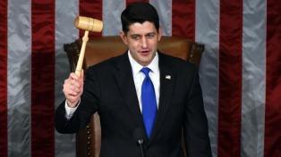 El líder republicano, Paul Ryan, buscará consenso para aprobar una ley migratoria