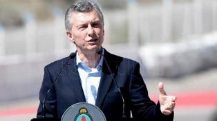 Macri visita Santiago del Estero y Santa Fe para inaugurar obras