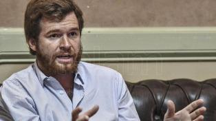 """Nicolás Massot: """"Los gobernadores se transformarán en la principal contrapartida del gobierno"""""""