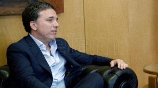 Dujovne mantuvo encuentros con sus pares de China, España y México