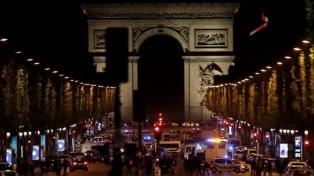 Hallan parte del botín robado en la joyería del hotel Ritz de París