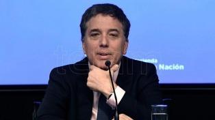 Dujovne analizará con Urtubey el plan de Responsabilidad Fiscal y las propuestas de reforma tributaria