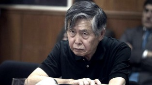 Fujimori está mejor pero sigue en terapia intensiva