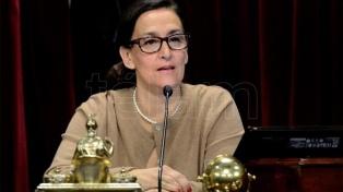 "Michetti pidió ""consensos básicos"" para atraer inversiones"