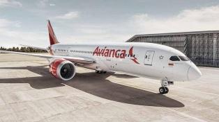 Avianca inauguró su ruta a Lima