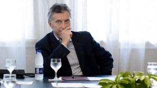 Tras el cierre de la campaña, Macri concentra su actividad en Olivos