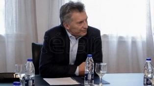 Macri encabeza distintas reuniones de seguimiento de gestión en Olivos