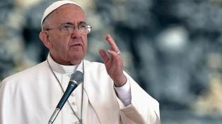 """Francisco pidió una """"coexistencia pacífica de dos Estados"""" para Israel y Palestina"""