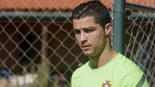Portugal le ganó a Rusia con un gol de Cristiano Ronaldo