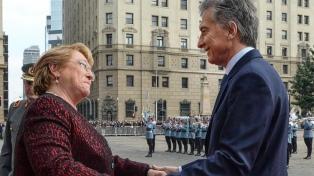 Argentina y Chile firmaron este jueves un tratado de libre comercio