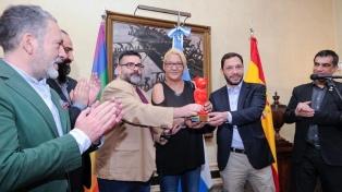 Entregaron el premio World Pride Madrid 2017 a la memoria del activista gay Carlos Jáuregui