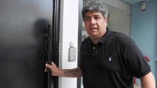 """Pablo Moyano apuntó contra los que no van a la marcha: """"Son unos cagones"""""""