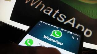 La Justicia admitió tomar capturas de WhatsApp como prueba