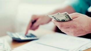 La baja del dólar tranquiliza a los tomadores de crédito hipotecario