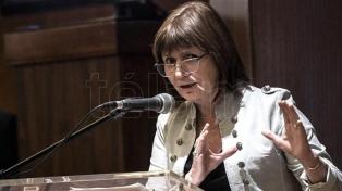 Piden a Bullrich que abra un sumario administrativo por la desaparición de Maldonado