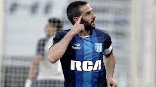 Lisandro López se entrenó diferente y es duda para la revancha ante Corinthians