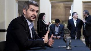 Peña afirmó que es coherente el planteo de Vidal sobre el Fondo del Conurbano