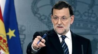 Rajoy apoya la marcha anti secesionista de Cataluña en Barcelona