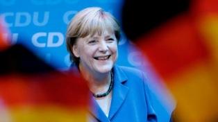 Merkel se encamina a un cuarto mandato ante una oposición fragmentada