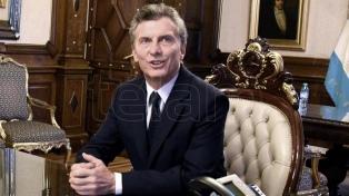Macri recibe al titular del Comité Olímpico chino y al alcalde de San Pablo
