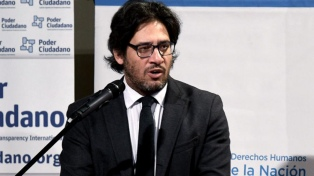 """El gobierno está """"analizando"""" el traslado de Milagro Sala, dijo Garavano"""