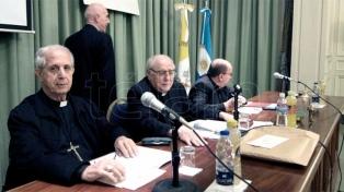 """El Episcopado expresó su """"afectuosa cercanía"""" a la familia Maldonado"""