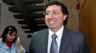 El juez Lleral se reunió con Otranto en el Juzgado Federal de Esquel