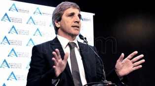 """Caputo: """"Argentina será la estrella de los mercados emergentes en los próximos 20 años"""""""