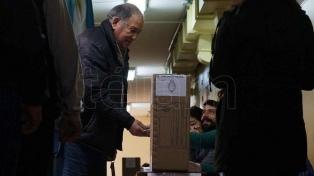 Las fuerzas de seguridad podrán votar en los establecimientos a los que sean asignados