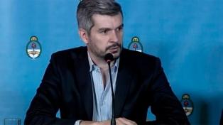 Peña defendió la designación de la hermana de Jorge Triaca en el Banco Nación