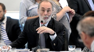 """Tonelli afirmó que Pichetto seguirá en el Consejo de la Magistratura """"mientras sea senador"""""""