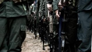 Las FARC entregan más de 19 kilos de oro para la reparación de las víctimas