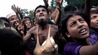 """Condecoran al jefe militar de Myanmar, """"cerebro"""" de la persecución a los rohingya"""