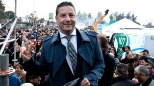 Menéndez se suma al kirchnerismo en la junta de firmas contra la reforma previsional