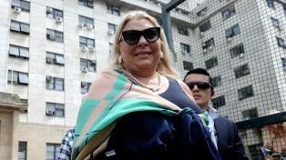 Carrió amplió el pedido de juicio político a Lorenzetti