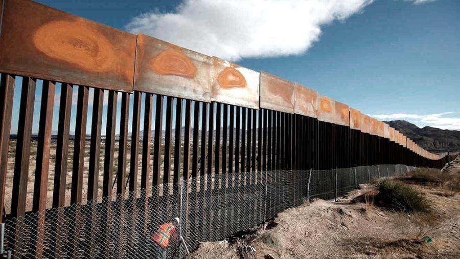 Trump desvía otros 3.600 millones de dólares del Pentágono para construir el muro con México
