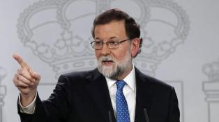 Rajoy quiere presentarse a la reelección en 2020
