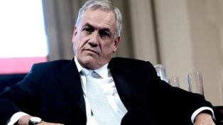 """Piñera destacó que Francisco fue """"valiente"""" al reconocer abusos de religiosos"""