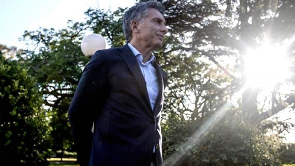 Macri se reúne con su mesa chica y recibe a directivos de Flybondi