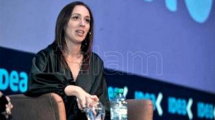 """Vidal afirmó que el Gobierno busca la ayuda del FMI para """"acelerar el rumbo elegido"""""""