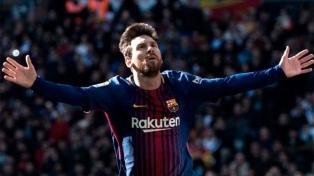 El gol de tiro libre de Messi a Liverpool, elegido el mejor del año